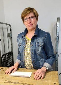 Larissa Danowez arbeitet bei Strohmeier im Vertrieb